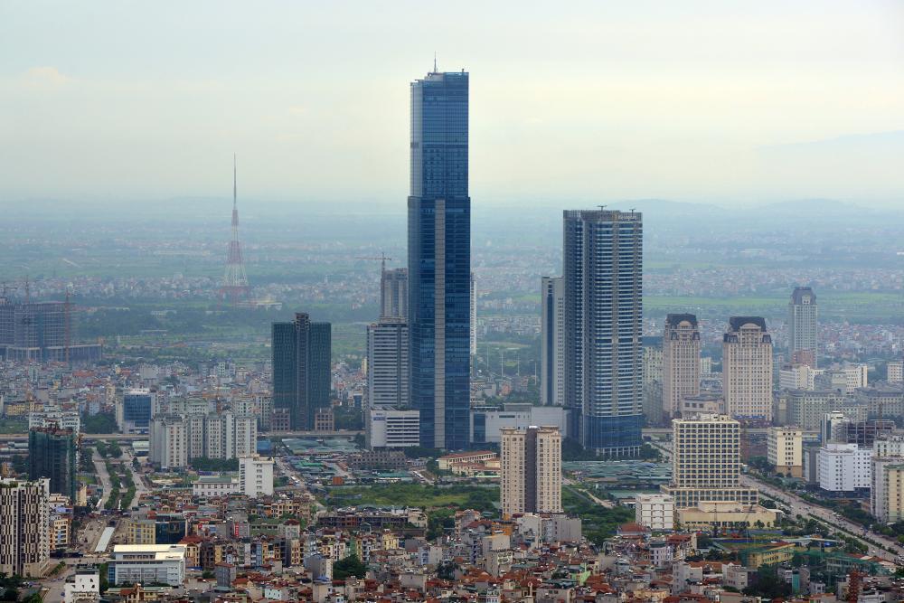 Tòa nhà Keangnam Hanoi Landmark Tower