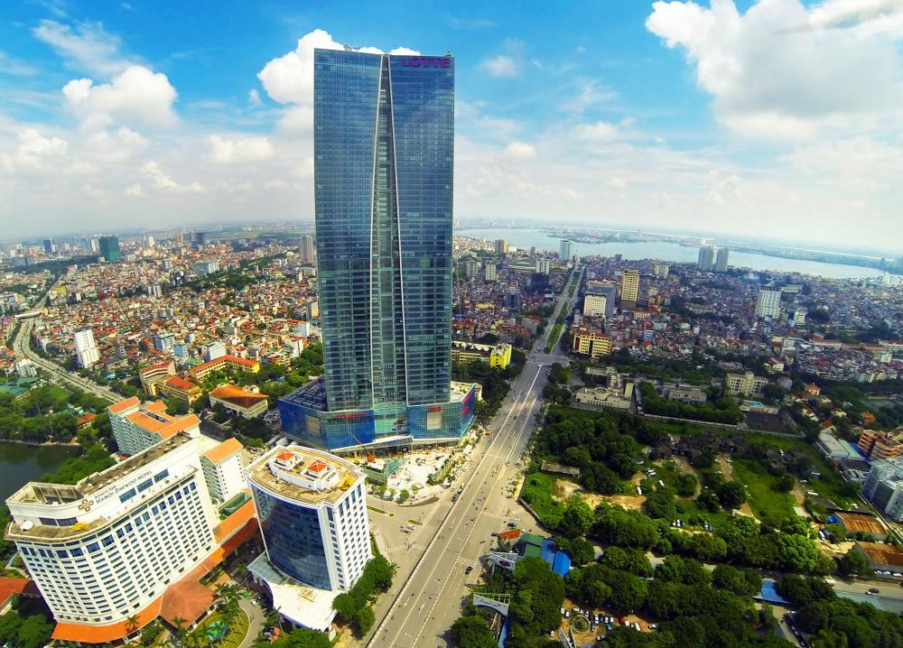 Danh sách 10 tòa nhà cao nhất Việt Nam
