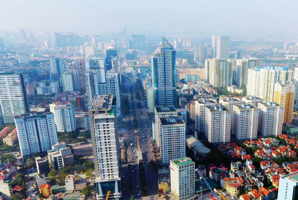 cao ốc tại Việt Nam