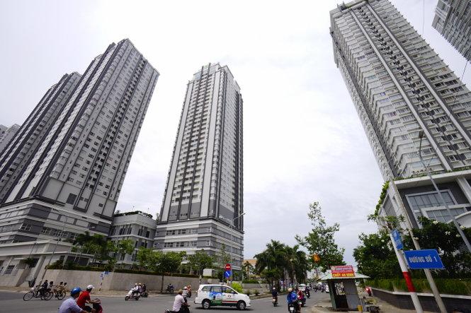 Siết dự án cao tầng tại trung tâm Tp.HCM