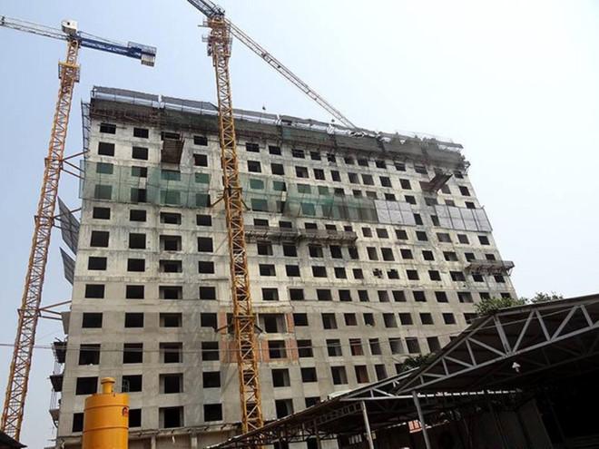 Dự án Tân Bình Apartment bị phạt