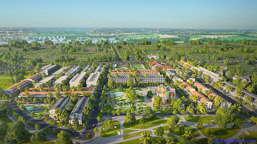 Khu dân cư Vạn Phú | Dự án Dự án khác Khu dân cư Vạn Phú | Tổng quan