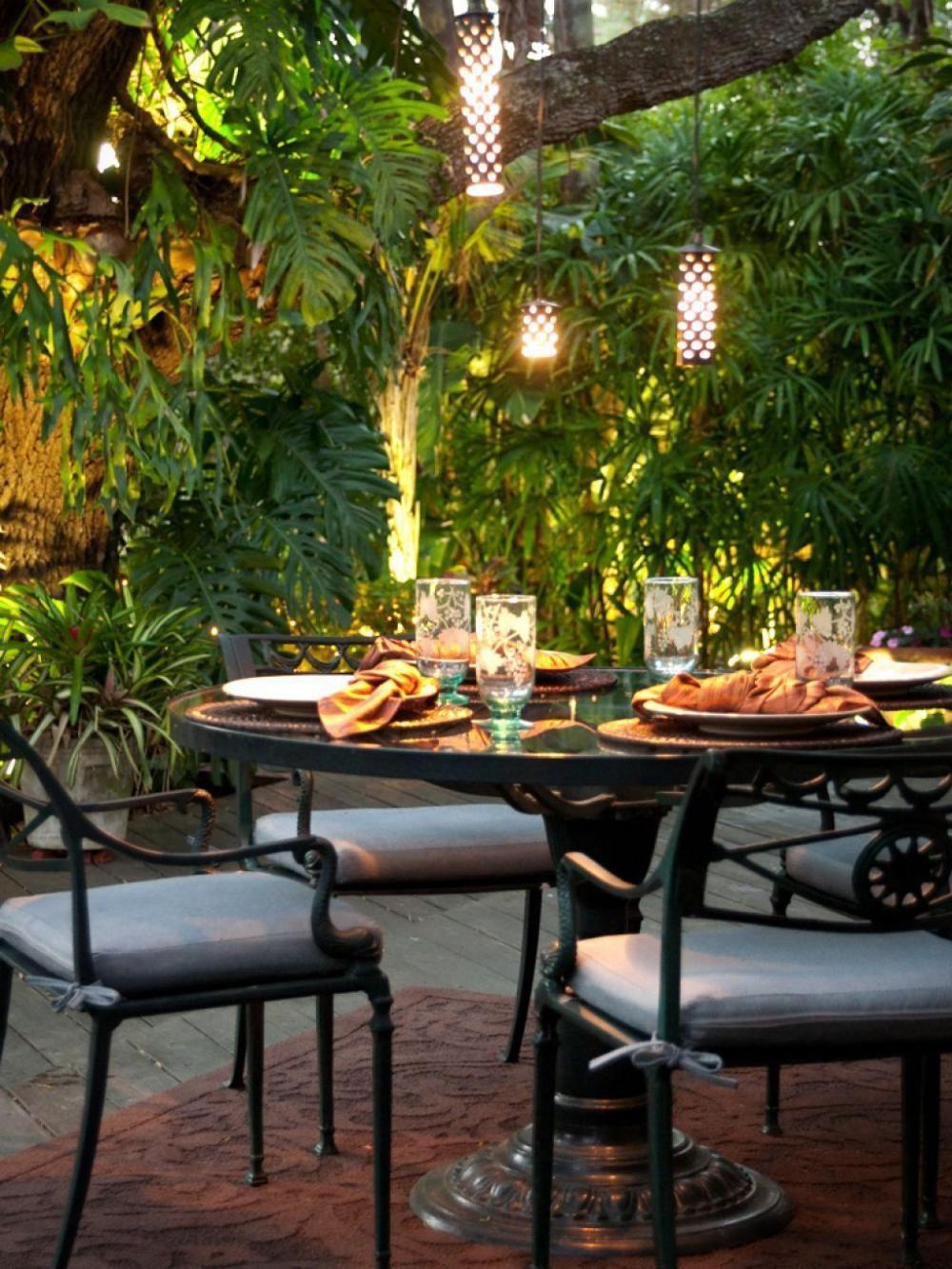 trang trí không gian ăn uống ngoài trời đẹp 16