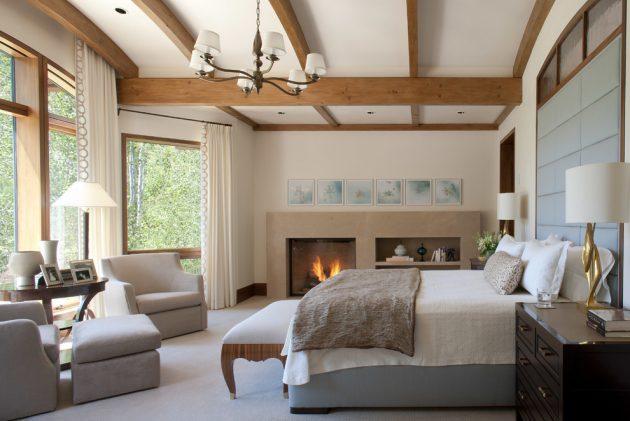 Phòng ngủ hiện đại mang cho bạn một giấc ngủ hoàn hảo