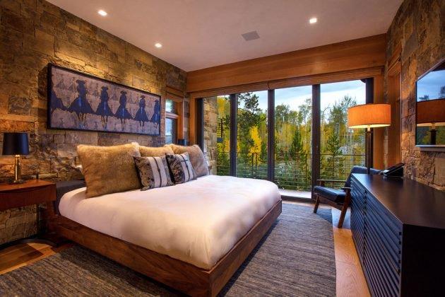 Ánh sáng căn phòng ngủ hiện đại là yếu tố quan trọng mang lại một giấc ngủ tốt