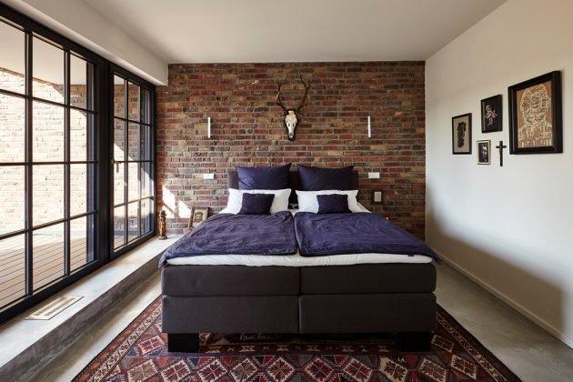 Căn phòng ngủ hiện đại sử dụng phong cách tối giản Minimalism luôn là sự lựa chọn phù hợp