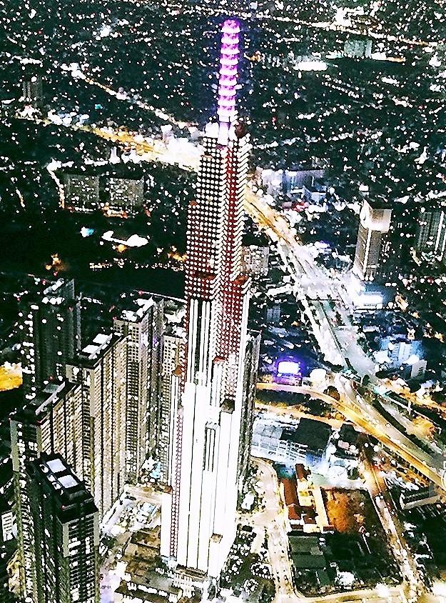 tòa tháp 81 tầng
