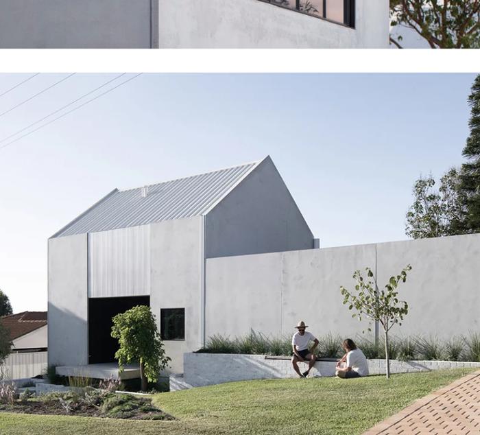 ngôi nhà giản dị