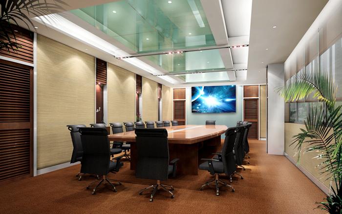 mẫu phòng họp
