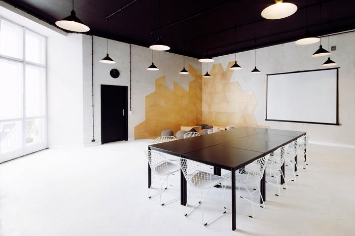 phòng họp năng động