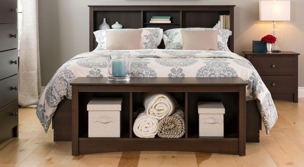 chọn chất liệu giường ngủ