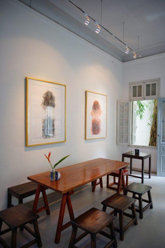 Yếu tố ánh sáng cho tranh trong ngôi nhà