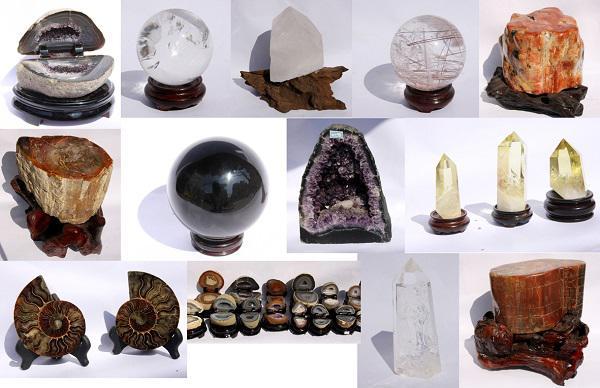 Cách chọn đá phong thủy trong trang trí nhà cửa