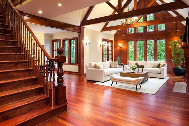 Mua căn nhà quá đắt so với khả năng tài chính