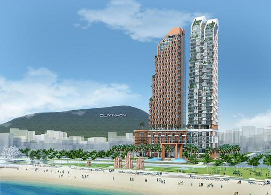 Đề xuất thu hồi dự án khách sạn - căn hộ cao cấp 2.900 tỷ tại Quy Nhơn