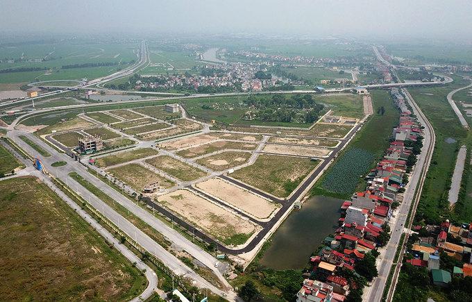 đô thị vệ tinh Phú Xuyên