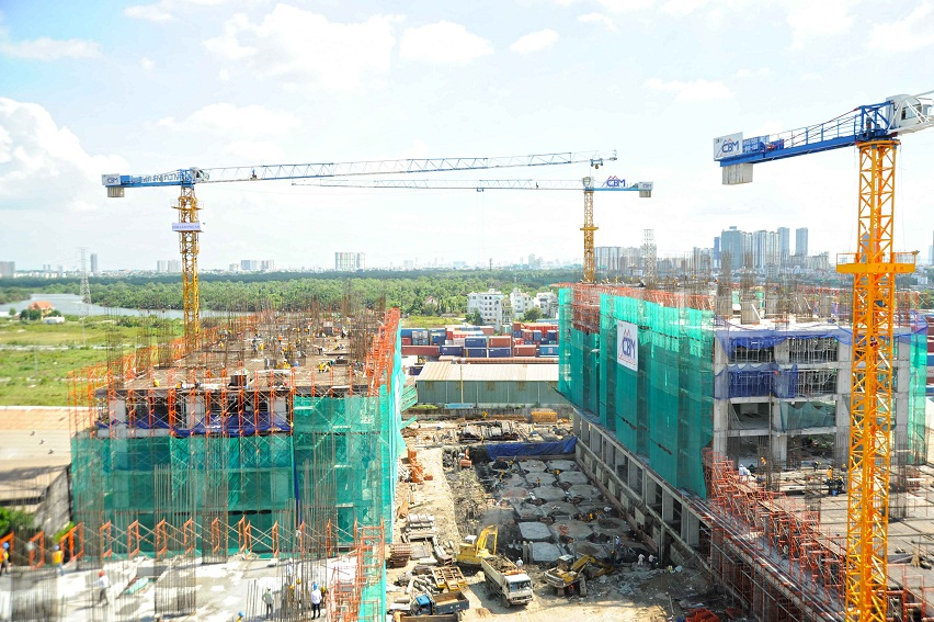 dự án căn hộ bình dân