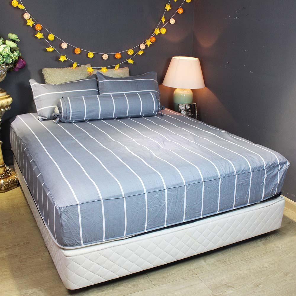 Ga trải giường nên hài hòa với màu sơn tường