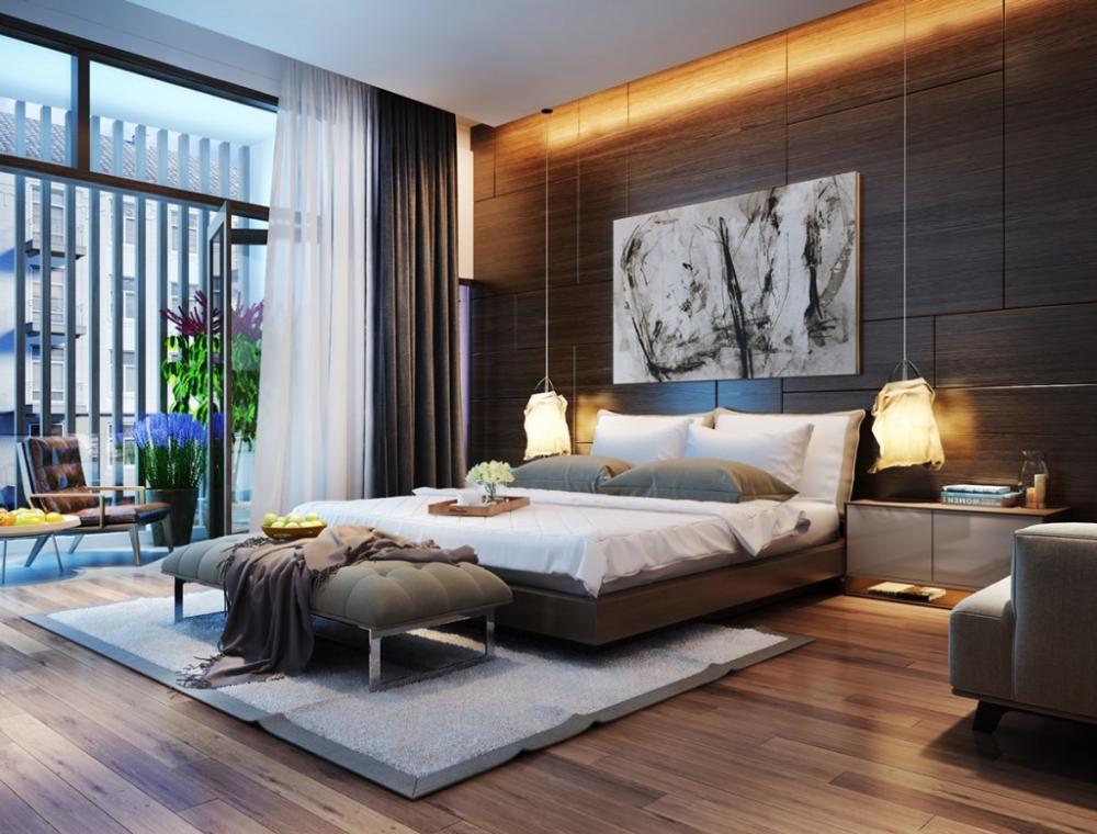 Ánh sáng trong phòng ngủ là yếu tố quan trọng ảnh hưởng rất nhiều đến giấc ngủ của người sử dụng