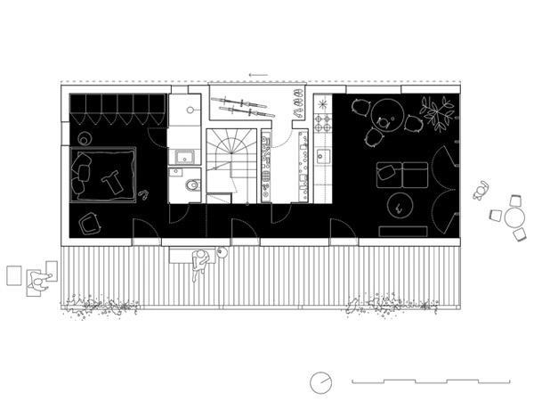mặt bằng thiết kế nhà