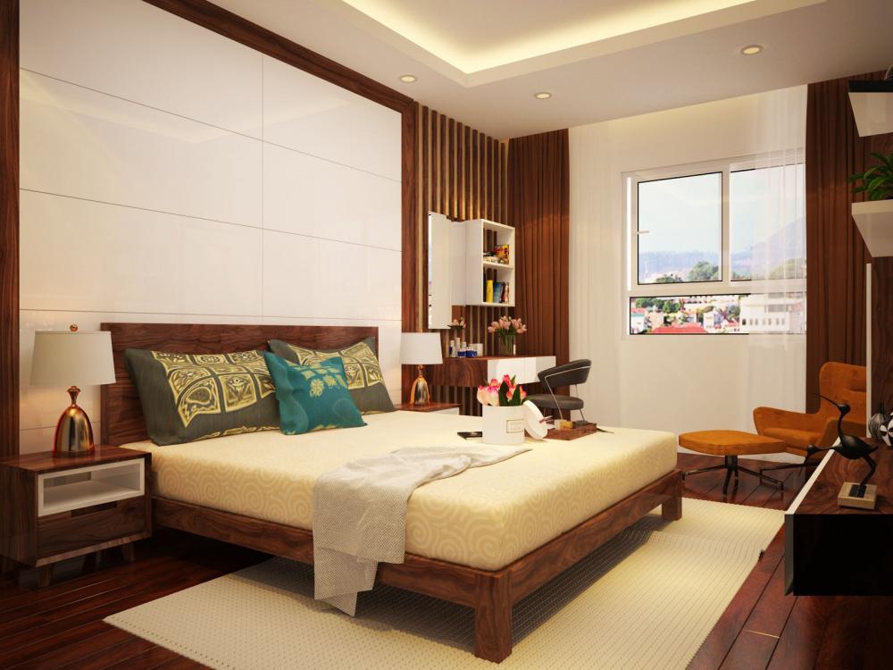 Giường gỗ luôn được rất nhiều người ưa chuộng
