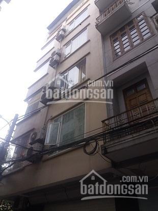 Cho thuê nhà phân lô ngõ 1 phạm tuấn tài. dt 85m2 x 4.5 tầng, ngõ rộng 8m