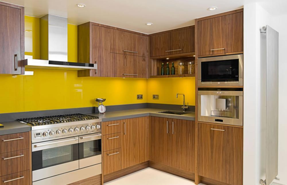 6 ý tưởng mới lạ tân trang phòng bếp