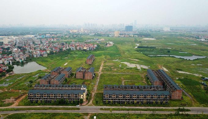 Khu đô thị Kim Chung - Di Trạch