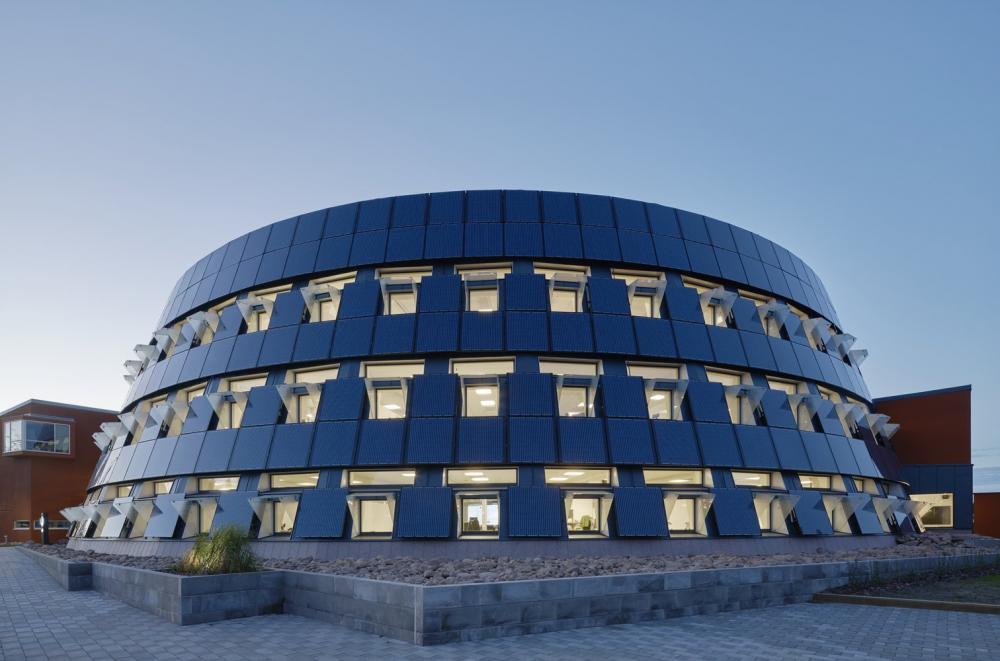 Tòa nhà văn phòng của Paf tại Åland, Phần Lan