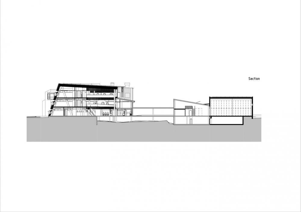 Thiết kế tổng thể của tòa nhà Paf