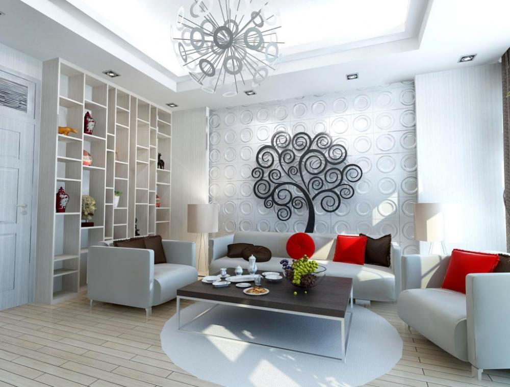 Bạn nên lựa chọn màu sắc nội thất hài hòa với tổng thể căn phòng