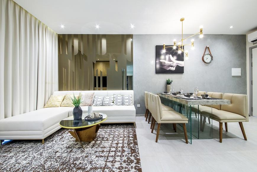 Giá căn hộ cho thuê