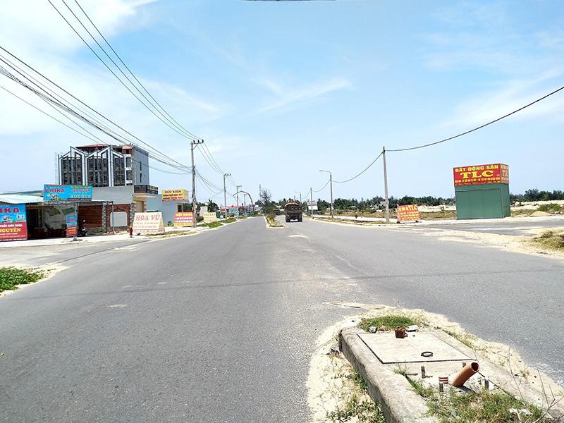 sốt đất khu Nam Đà Nẵng