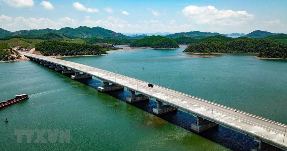 Dự án cao tốc Hạ Long - Vân Đồn