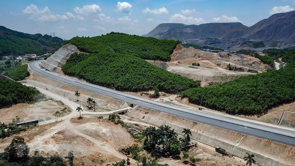 tiến độ cao tốc Hạ Long - Vân Đồn
