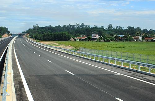 cao tốc Tam Kỳ - Quảng Ngãi