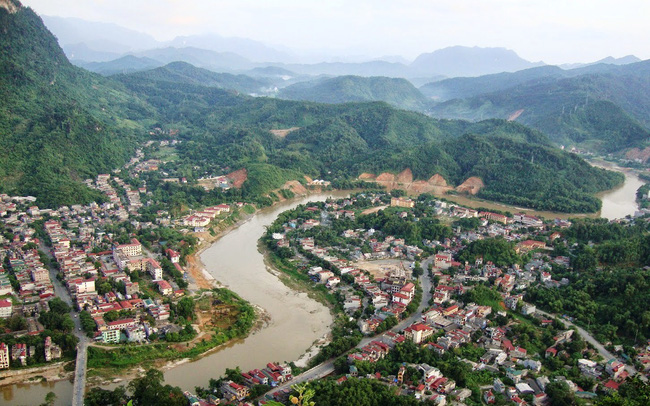 Quy hoạch chung đô thị Hà Giang