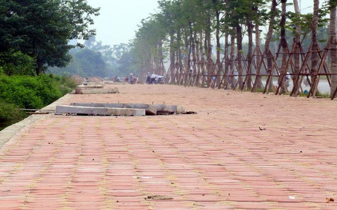 đường tại Hà Nội
