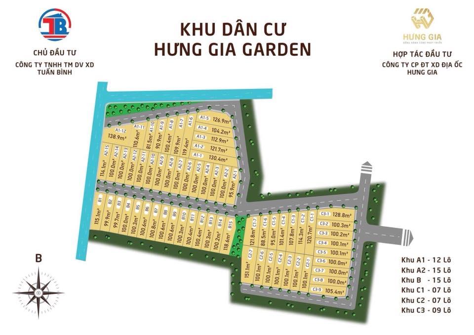 Khu dân cư Hưng Gia Garden