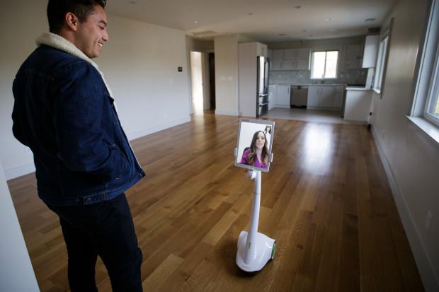 Robot môi giới bất động sản sẽ thay thế con người?