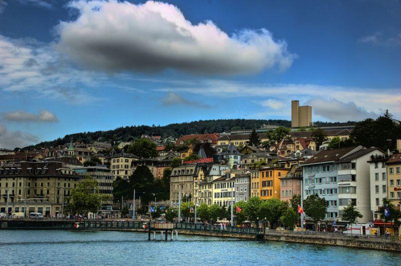 Zurich là một trong những thành phố có hệ thống giao thông tốt nhất trên thế giới