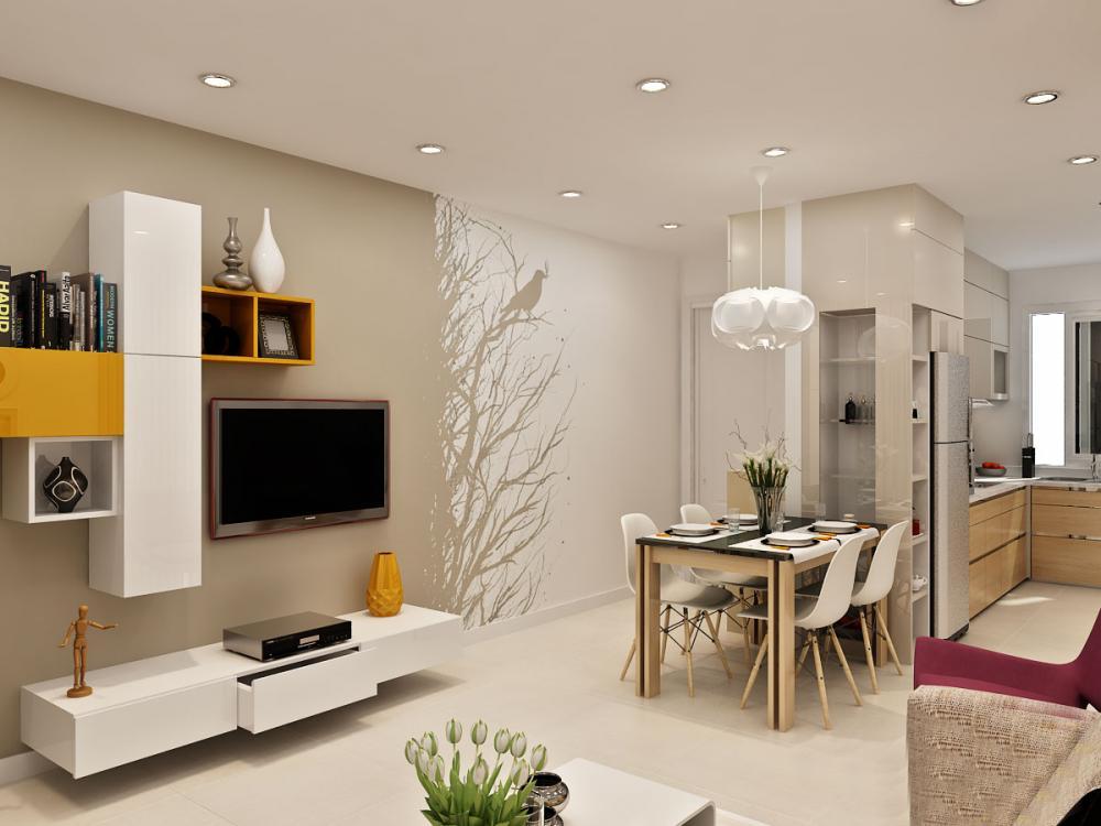 Bạn không nên bố trí quá nhiều đèn âm trần làm mất đi sự cân bằng ánh sáng trong ngôi nhà