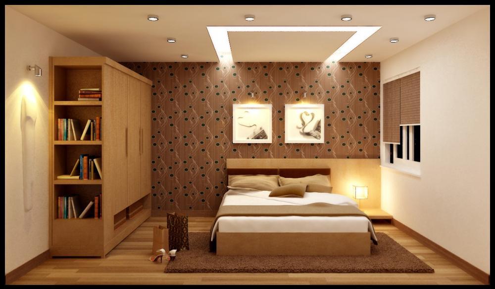 Ánh sáng còn có chức năng trang trí, làm điểm nhấn cho ngôi nhà