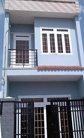 Bán gấp căn nhà 1 lầu đúc đ. trịnh như khuê giá 599 triệu, liên hệ