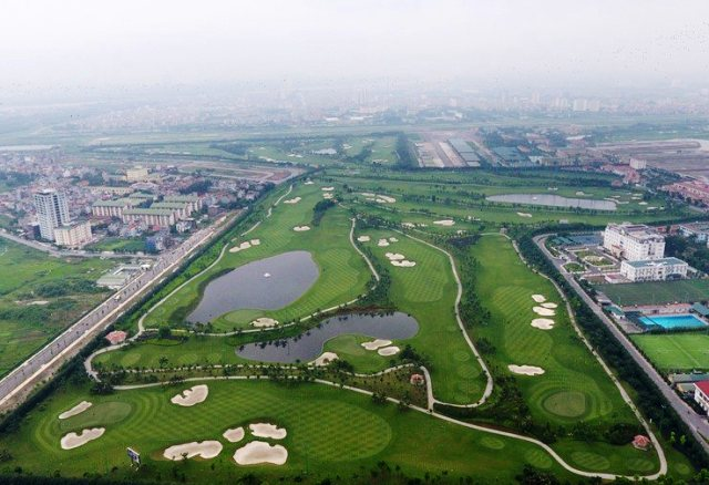 2 sân golf tại Hà Tĩnh