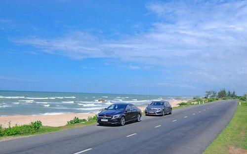 đường ven biển Thái Bình