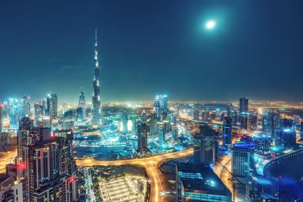 Giá nhà tại Dubai tiếp tục đà sụt giảm