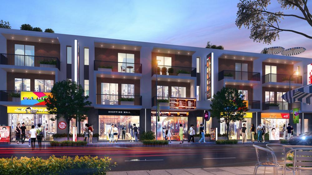 Thành phố của giá trị sống mới Dragon Village
