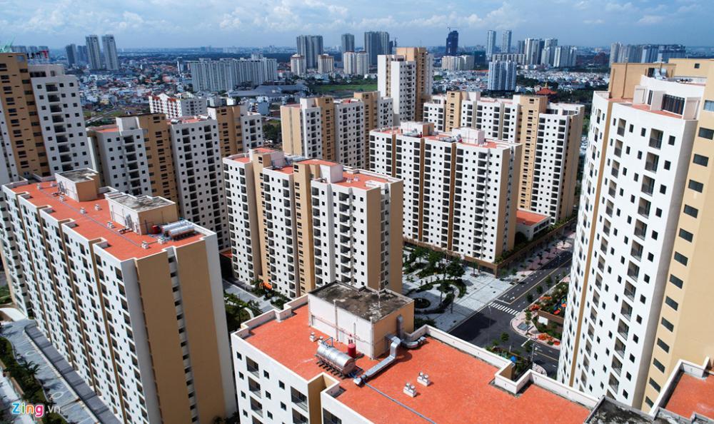 thị trường căn hộ