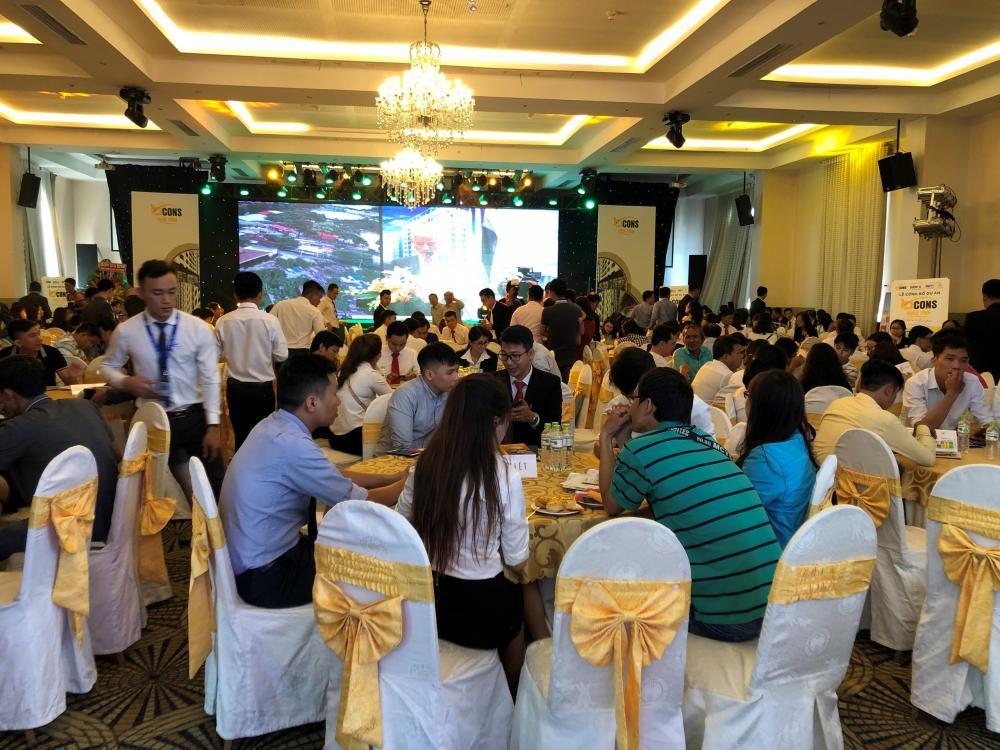 Lễ giới thiệu dự án Bcons Suối Tiên